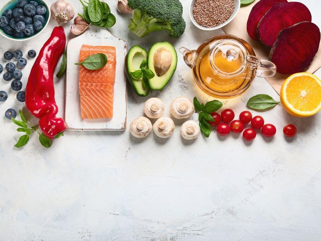 Alimentação e urologia
